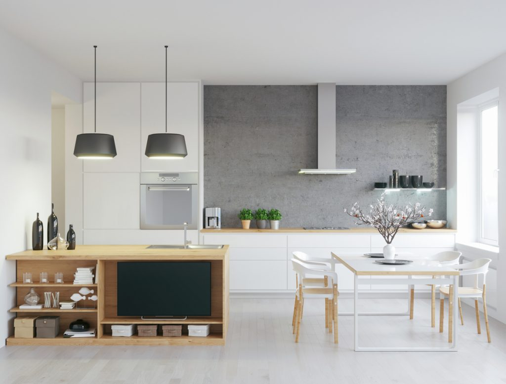 Contemporary Kitchen Style Melbourne