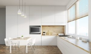 Scandinavian Kitchen Style Renovation Design