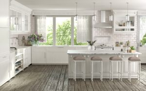 The Hamptons Style Kitchen Design