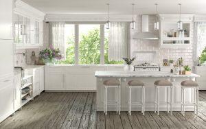 The Hamptons Style Kitchen Design